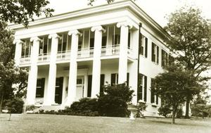 Primary view of [Governor's Mansion]