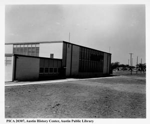 Primary view of Opening of Pan American Recreation Center