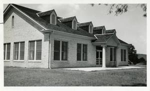 Primary view of [Austin Municipal Golf Course club house]
