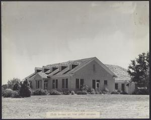Primary view of Club House at the Golf Course