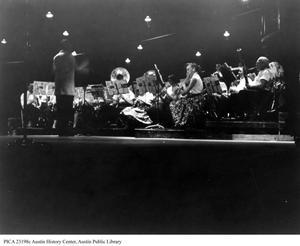 Primary view of [Orchestra at Zilker Hillside Theater]