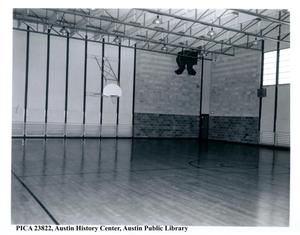 Primary view of object titled 'Opening of the Pan American Recreation Center'.