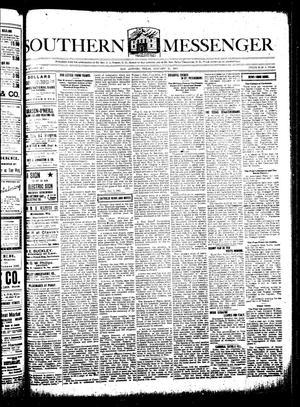 Southern Messenger (San Antonio, Tex.), Vol. 13, No. 48, Ed. 1 Thursday, January 26, 1905