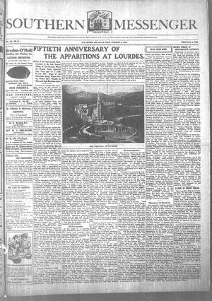 Southern Messenger (San Antonio and Dallas, Tex.), Vol. 16, No. 51, Ed. 1 Thursday, February 6, 1908