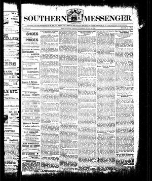Southern Messenger. (San Antonio, Tex.), Vol. 4, No. 15, Ed. 1 Thursday, June 13, 1895