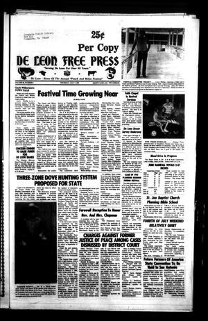 De Leon Free Press (De Leon, Tex.), Vol. 96, No. 6, Ed. 1 Thursday, July 7, 1983