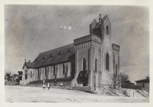 Primary view of [St. David's Episcopal Church exterior]