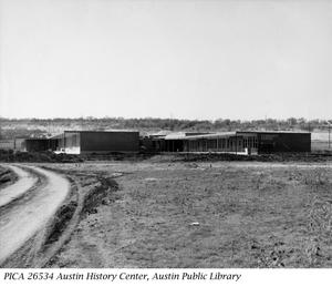Primary view of [T.A. Gullett School Construction]