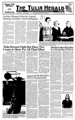 The Tulia Herald (Tulia, Tex.), Vol. 98, No. 2, Ed. 1 Thursday, January 12, 2006