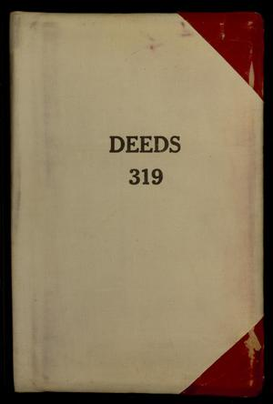 Travis County Deed Records: Deed Record 319