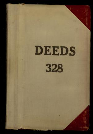 Travis County Deed Records: Deed Record 328