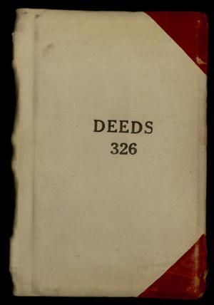 Travis County Deed Records: Deed Record 326