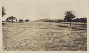 Primary view of object titled '[Municipal golf course fairway]'.