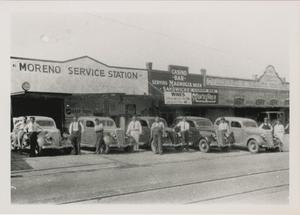 Primary view of object titled 'Nash Moreno's Auto Repair Service Station'.
