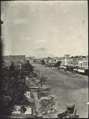 Primary view of object titled 'Congress Avenue'.