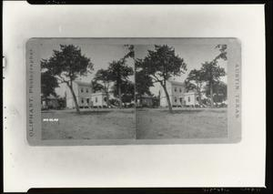Primary view of object titled 'Texas School for the Deaf'.