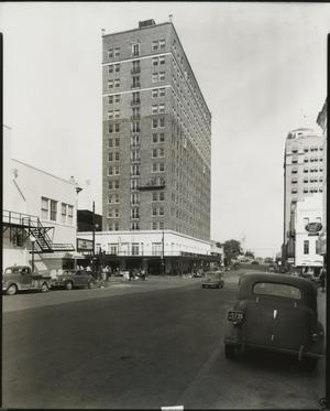 Primary view of object titled 'Stephen F. Austin Hotel'.