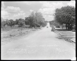 Primary view of object titled 'Unpaved Nineteenth Street'.