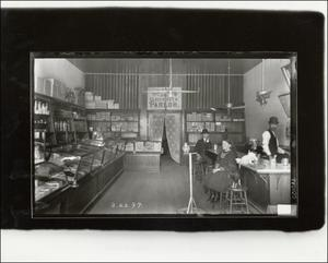 Primary view of object titled 'Fulton's Ice Cream Parlor'.