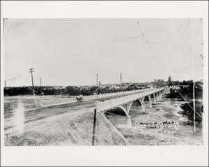 Primary view of object titled 'Congress Avenue Bridge'.