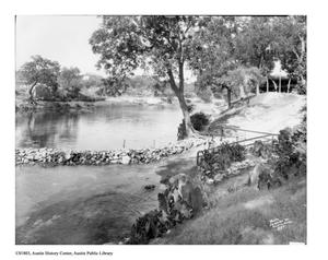 Primary view of object titled 'Barton Springs Pool'.