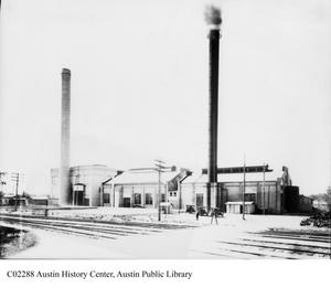 Primary view of object titled '[Seaholm Power Plant]'.