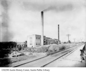 Primary view of object titled 'Seaholm Power Plant'.