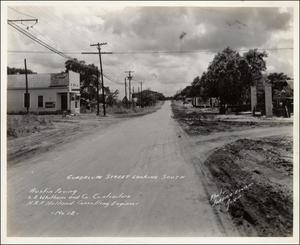 Primary view of object titled 'Guadalupe and 38th St.'.