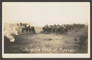 [Cavalry Soldiers at Pearsall]