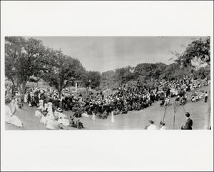 Primary view of object titled '[Wooldridge Square Park]'.