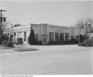 Primary view of object titled '[Capitol Laundry & Cleaning Co.]'.