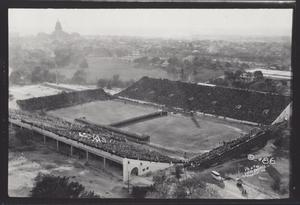 [Dedication of Memorial Stadium]