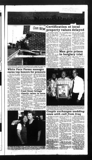 Levelland and Hockley County News-Press (Levelland, Tex.), Vol. 28, No. 33, Ed. 1 Sunday, July 31, 2005