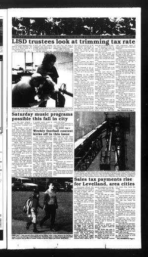 Levelland and Hockley County News-Press (Levelland, Tex.), Vol. 28, No. 39, Ed. 1 Sunday, August 21, 2005