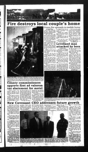 Levelland and Hockley County News-Press (Levelland, Tex.), Vol. 28, No. 25, Ed. 1 Wednesday, June 29, 2005
