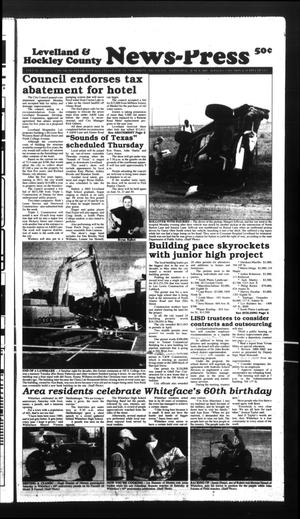 Levelland and Hockley County News-Press (Levelland, Tex.), Vol. 28, No. 20, Ed. 1 Wednesday, June 8, 2005