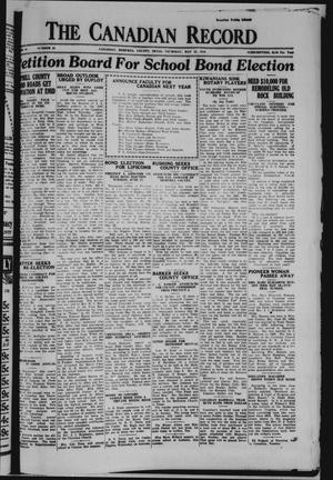 The Canadian Record (Canadian, Tex.), Vol. 40, No. 22, Ed. 1  Thursday, May 22, 1930