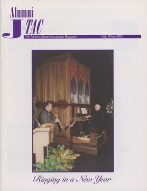 Alumni J-TAC, Fall/Winter 2001