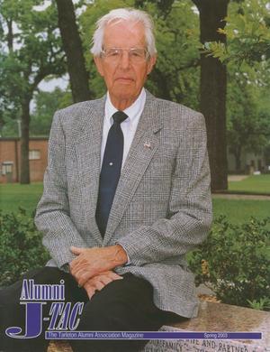 Alumni J-TAC, Spring 2003