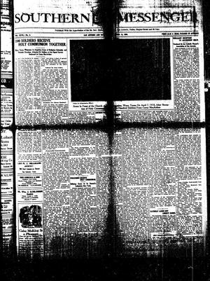 Primary view of Southern Messenger (San Antonio and Dallas, Tex.), Vol. 27, No. 9, Ed. 1 Thursday, April 11, 1918