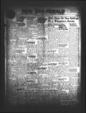 New Era-Herald (Hallettsville, Tex.), Vol. 75, No. [24], Ed. 1 Friday, November 28, 1947