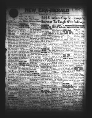 New Era-Herald (Hallettsville, Tex.), Vol. 76, No. 15, Ed. 1 Friday, October 22, 1948
