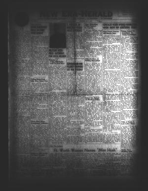 New Era-Herald (Hallettsville, Tex.), Vol. 75, No. [27], Ed. 1 Tuesday, December 9, 1947