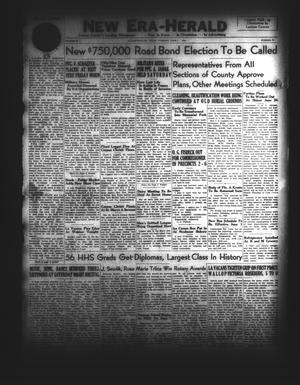 New Era-Herald (Hallettsville, Tex.), Vol. 75, No. 75, Ed. 1 Tuesday, June 1, 1948
