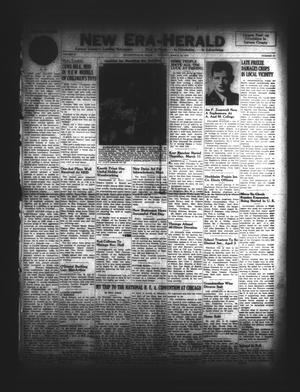 New Era-Herald (Hallettsville, Tex.), Vol. 75, No. 53, Ed. 1 Tuesday, March 16, 1948