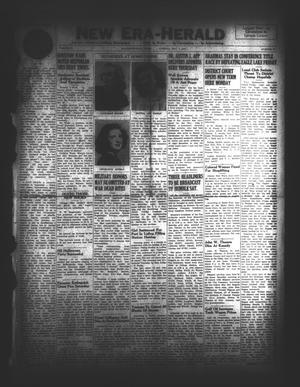New Era-Herald (Hallettsville, Tex.), Vol. 75, No. 17, Ed. 1 Tuesday, November 4, 1947