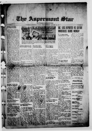 Primary view of object titled 'The Aspermont Star (Aspermont, Tex.), Vol. 43, No. 27, Ed. 1  Thursday, January 29, 1942'.