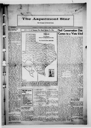 The Aspermont Star (Aspermont, Tex.), Vol. 43, No. 41, Ed. 1  Thursday, May 7, 1942