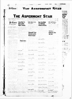 Primary view of object titled 'The Aspermont Star (Aspermont, Tex.), Vol. 52, No. 42, Ed. 1  Thursday, July 7, 1949'.