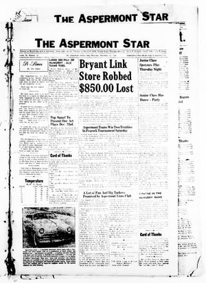 Primary view of object titled 'The Aspermont Star (Aspermont, Tex.), Vol. 53, No. 12, Ed. 1  Thursday, December 15, 1949'.